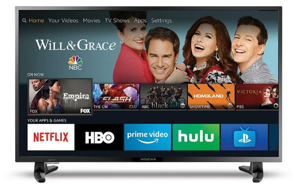 Insignia 39-inch LED TV Fire TV Edition