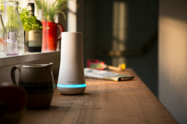 simplisafe fits well in the home anywhere