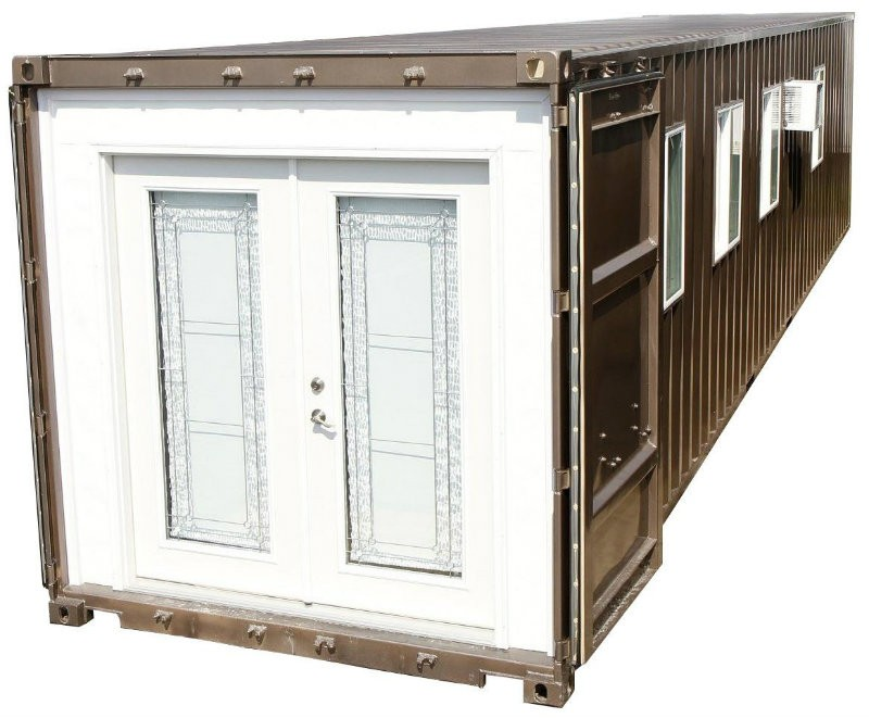 mods 40 tiny container home available on amazon