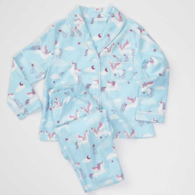 girl's pajamas recalled over possible burn risk